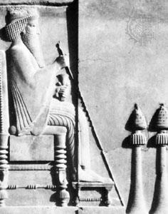 bas-releief-Darius-I-greatest-king-of-perisa
